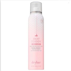 Hot Toddy heat protection mist for hair